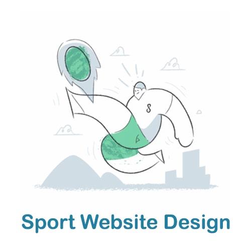 طراحی سایت ورزشی - آژانس بازاریابی دیجیتال آپکاد