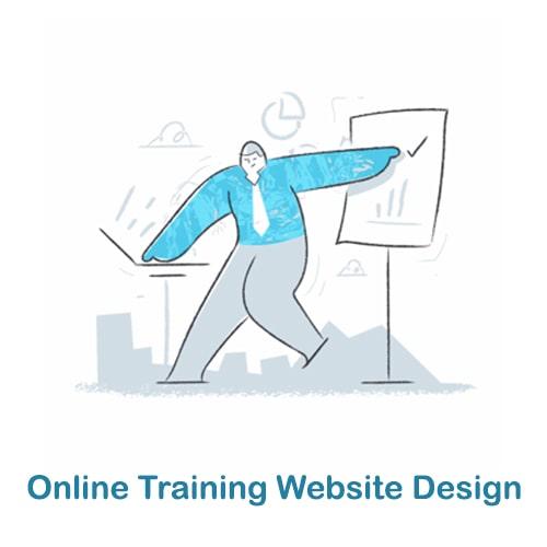 طراحی سایت آموزش آنلاین - آژانس بازاریابی دیجیتال آپکاد