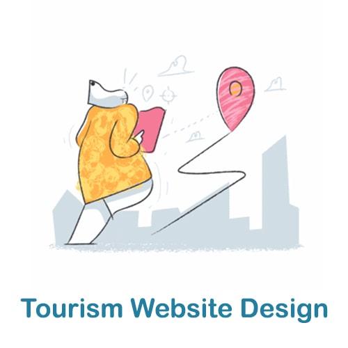 طراحی سایت گردشگری - آژانس بازاریابی دیجیتال آپکاد