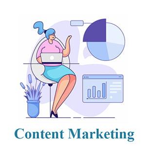 بازاریابی محتوایی چیه ؟نکاتی مهم برای افزایش درآمد - آپکاد